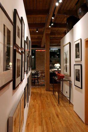 Decorar pasillos con originalidad decoracion de interiores - Colores pasillos interiores ...