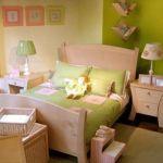 dormitorio-verde-y-rosa