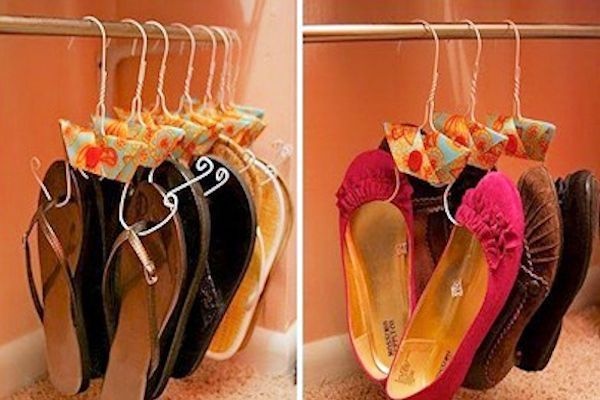 Consejos Para Guardar Los Zapatos