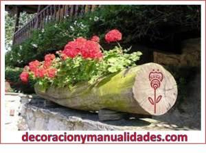 decoracion de exteriores con naturaleza