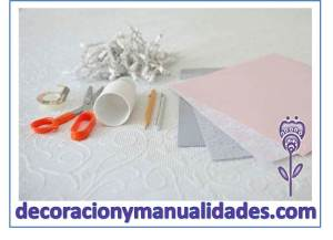 materiales para decoracion con luces