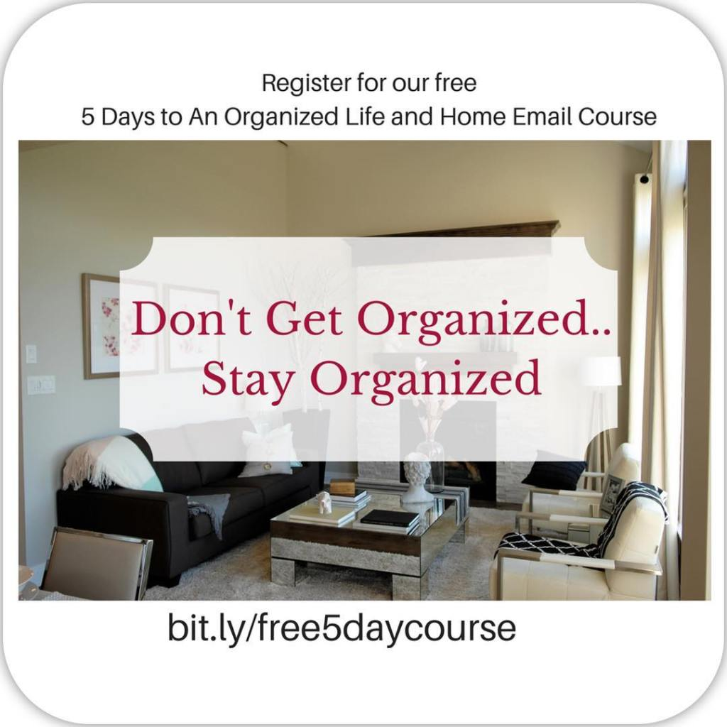 Do you need ideas on how to stay organized afterhellip