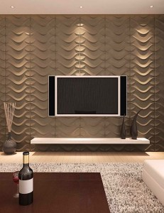 Dragon 3D Wall Panels