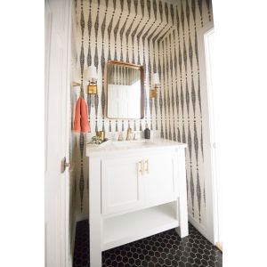 Thrifty How To Use Wallpaper Home Decorating Diy Projects 10 Ideas Home Design Bathroom Wall Easy Diy Projects Decorating Diy Fall Decorating Projects