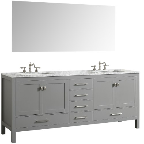 Medium Of Grey Bathroom Vanity