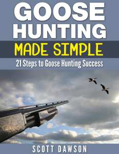 best goose hunting books