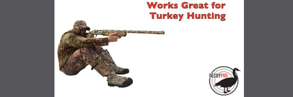 Turkey Hunting Camo Face Mask