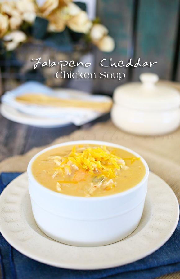 jalepeno soup
