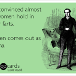 Women Farting