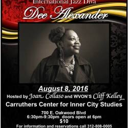 Jazz at Carruthers Center