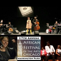 2016 African Festival of the Arts - Evolution Ensemble