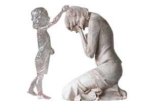 памятник нерожденным детям