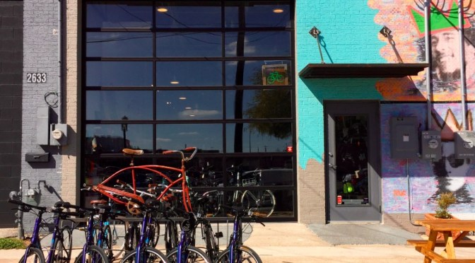 Dallas Bike Date with Local Hub Bicycle Co