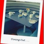 Dining out at Butlins