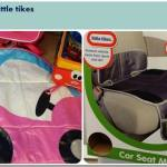 An introduction to Diono & Little Tikes plus giveaway