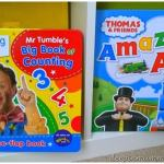 Our favourite first Counting and Alphabet books