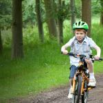 Parent's fail kid's cycle MOT test
