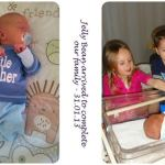 Tips for introducing a new baby to older siblings