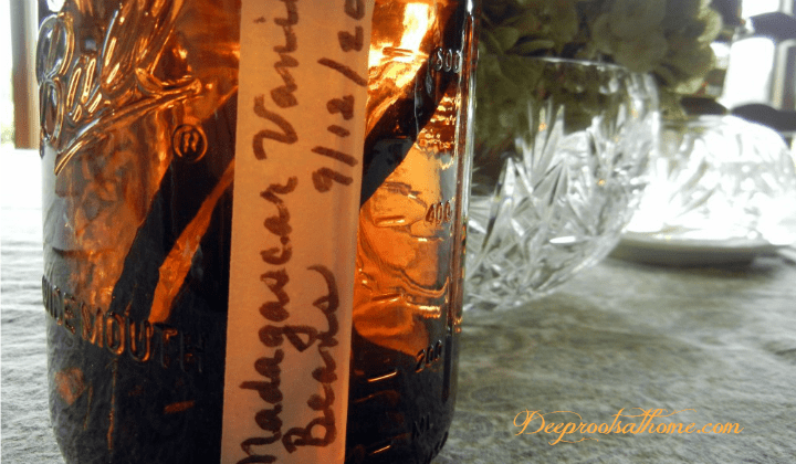 Make Vanilla Extract For Holiday Baking