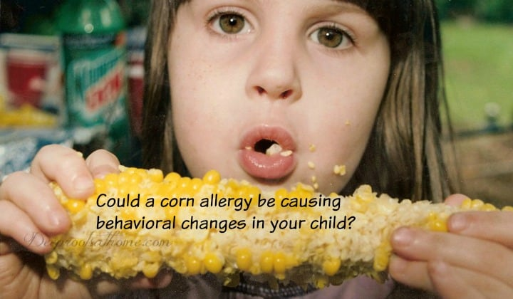 Anger, Aggression, Autism, Depression & Identifying Corn In Food