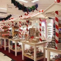 Outrage as London and Toronto Stores Merchandise Christmas