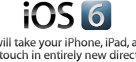 Apple presenta finalmente iOS 6.0