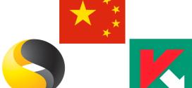 China prohíbe Kaspersky y Symantec