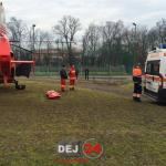 Elicopter SMURD femeie arsuri Osorhel (4)