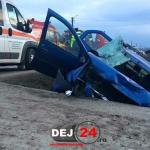 Grav accident Fundatura DN1C