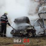 incendiu auto masina (1)