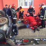 Accident grav Reteag DN17 resuscitare (5)