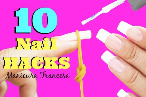 10 french manicure 8