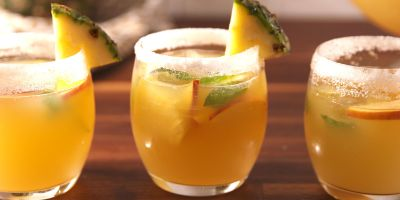 Prosecco Punch Video - How to Make Prosecco Punch Video