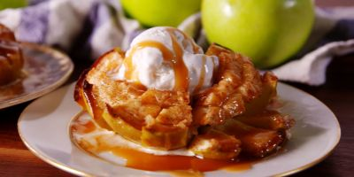 Best Bloomin' Apples Recipe - How to Make Bloomin' Apples