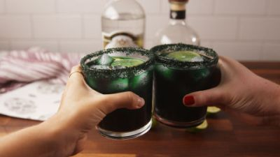 Black Magic Margaritas Video - How To Make Black Magic Margaritas Video