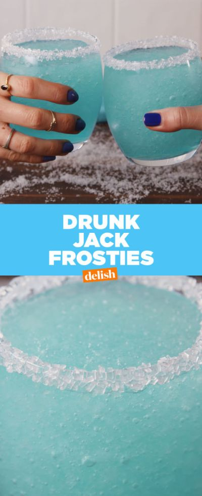 Best Drunk Jack Frosties Recipe - How to Make Drunk Jack Frosties