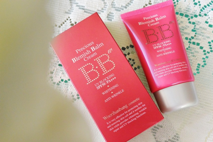 Senin Feminin_Make-Up Review_Precious Blemish Balm Cream 2