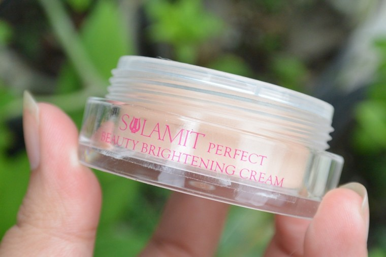 Perfect Beauty Brightening Cream Sulamit Passion Series Delapankata PutriKPM 2