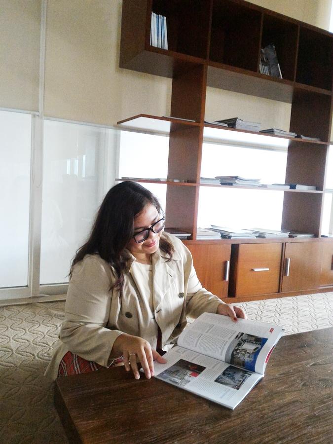 Library Room at Jambuluwuk Malioboro Boutique Hotel