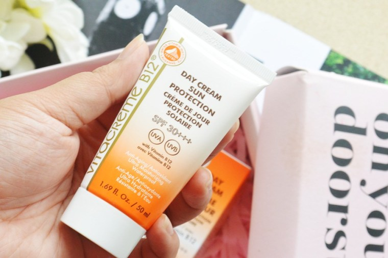 Vitacreme B12 Day Cream Sun Protection