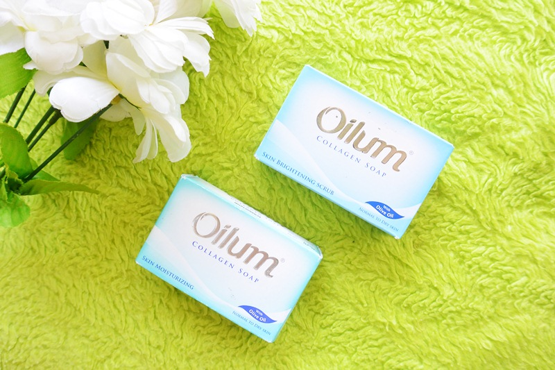 Oilum Collagen Soap_Delapankata_PutriKPM