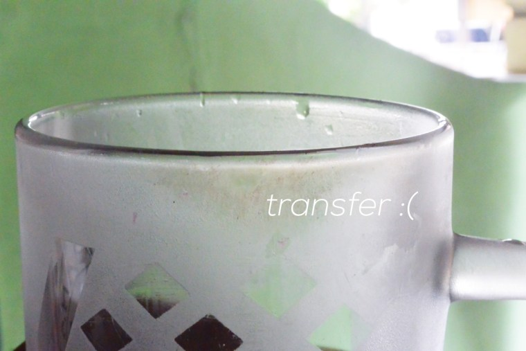 Purbasari Lipstick Color Matte transfer to mug