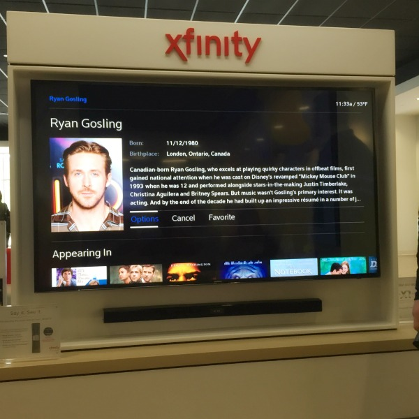 Comcast Xfinity PA