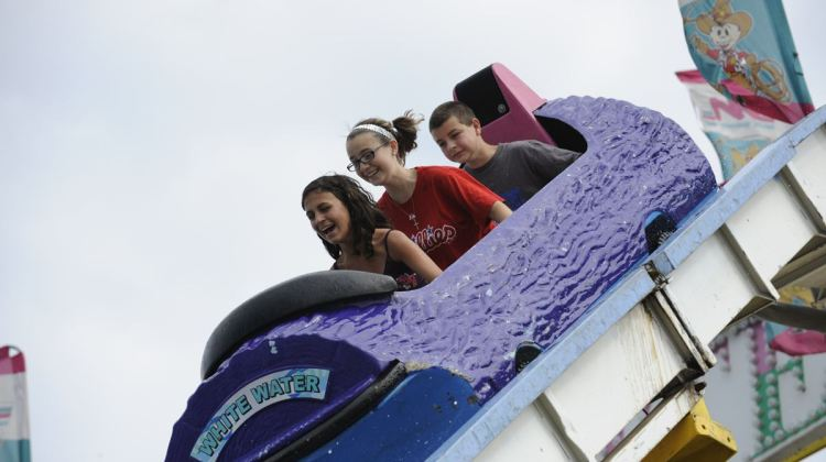 Free Gate Admission to the Delaware State Fair