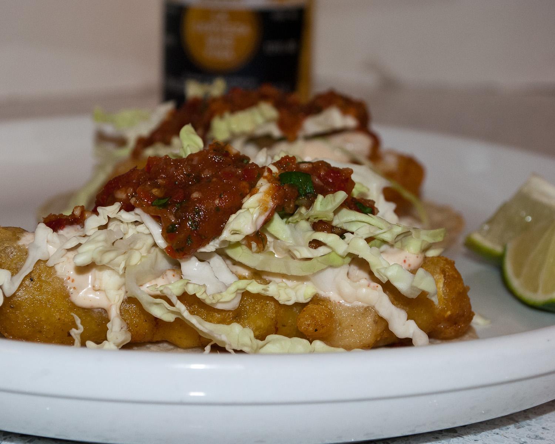 Baja fish tacos new taste today for Baja fish tacos