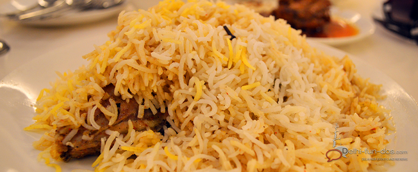 Shiraz – Best of Biryani in Kolkata