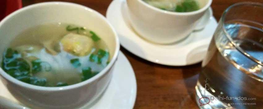 Chin Chin – Chinese cuisine in Gurgaon