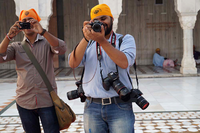 New Delhi Photo Walk With A Photographer