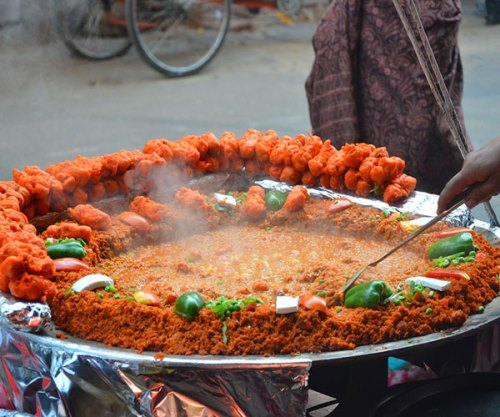 Photography walks with food tasting in New Delhi