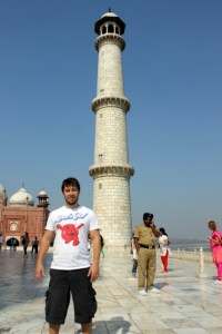 Agra New Delhi day tour